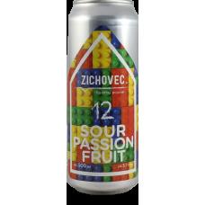 Sour 12 Passion Fruit