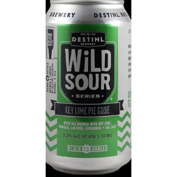 Wild Sour Series: Key Lime Pie Gose