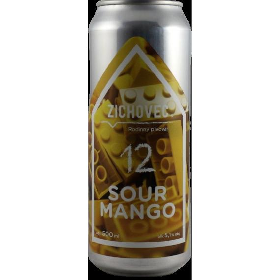 Sour 12 Mango