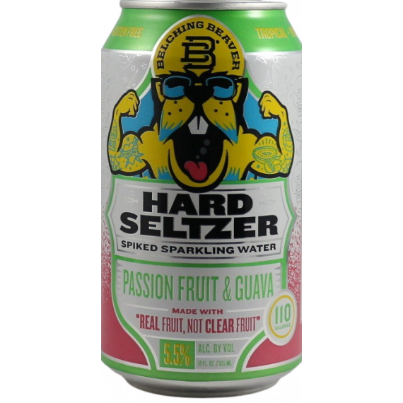 Passion Fruit & Guava Hard Seltzer