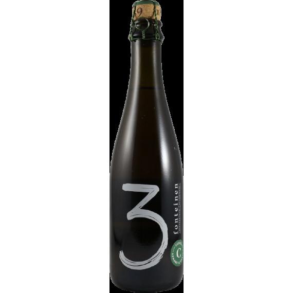 3 Fonteinen Oude Geuze Cuvée Armand & Gaston (season 18|19) Blend No. 39 375cl