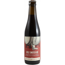 Wild Sinister Kid: Double Sour Cherry & Malbec Grapes