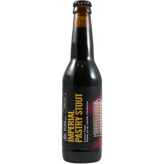 WRCLW Imperial Pastry Stout