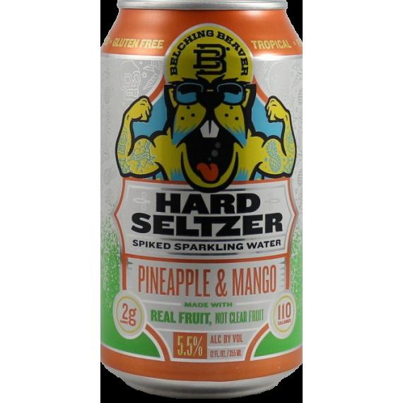 Pineapple & Mango Hard Seltzer