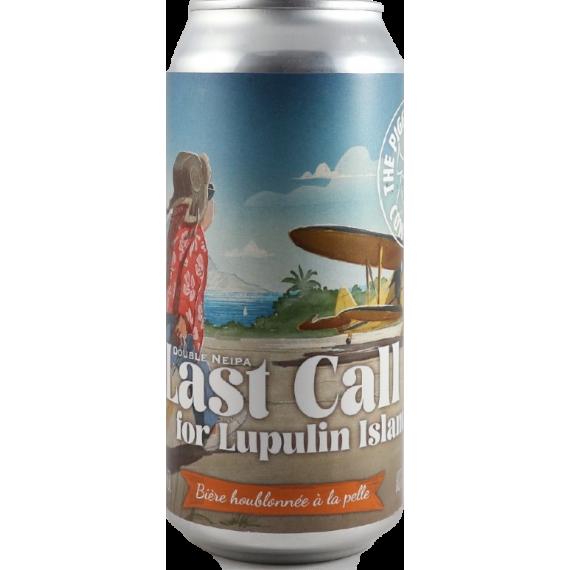 Last Call For Lupulin Island
