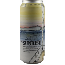 Coastal Sunrise (v2) Tart Cherry, Red Raspberry, Black Currant, Vanilla Beans, Marshmallow