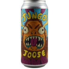 Jungo Joose - Guava / Strawberry / Pineapple / Sea Salt