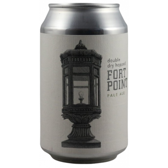 Double Dry Hopped Fort Point