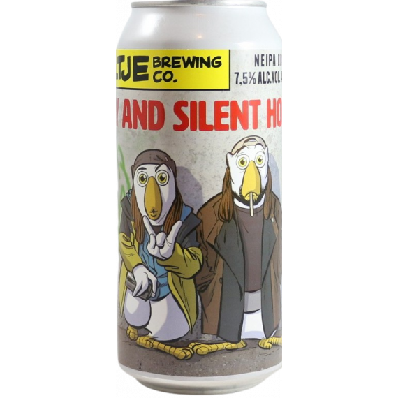 Jay and Silent Hop