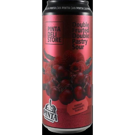 PINTA Deli Store #6: Cherry, Raspberry, Vanilla