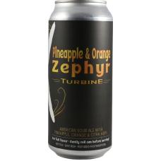 Pineapple & Orange Zephyr Turbine