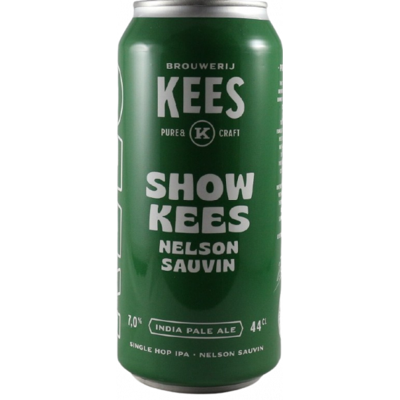 Show Kees (Nelson Sauvin edition)