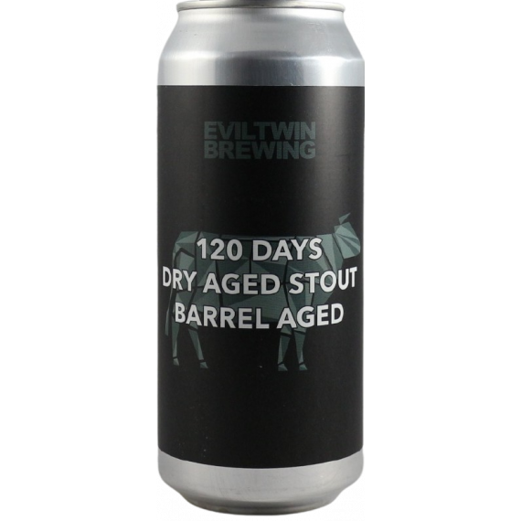 120 Days Dry Aged Stout Barrel Aged