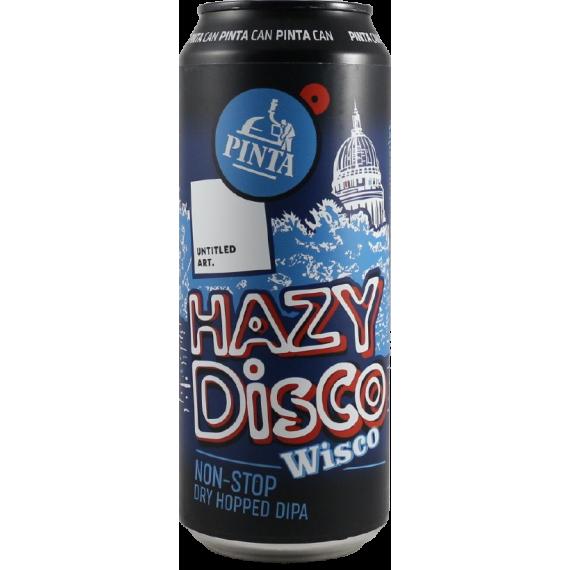 Hazy Disco Wisco