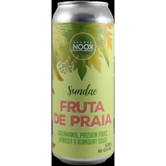 Sundae: Fruta De Praia
