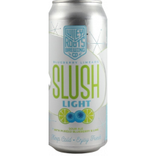 Blueberry Limeade Slush Light