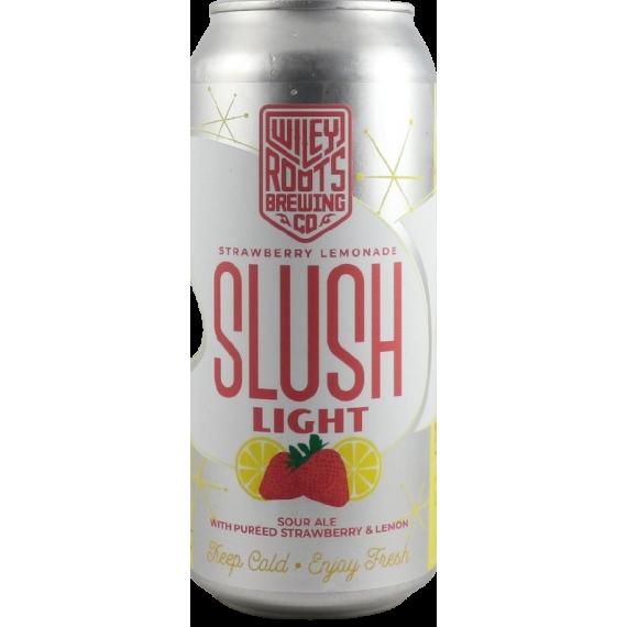 Strawberry Lemonade Slush Light
