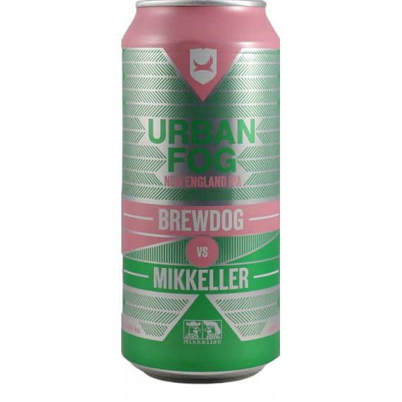 BrewDog VS Mikkeller: Urban Fog