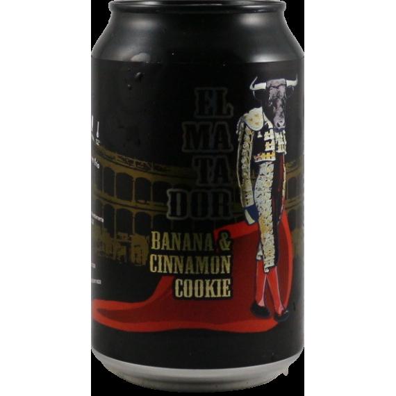 El Matador Banana & Cinnamon Cookie