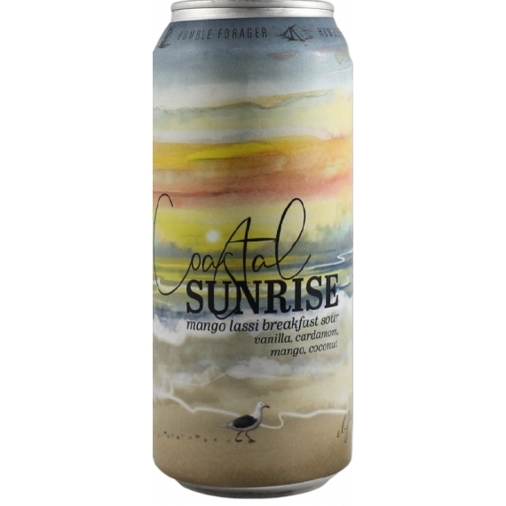 Coastal Sunrise (V4) : Vanilla, Cardamom, Mango, Coconut