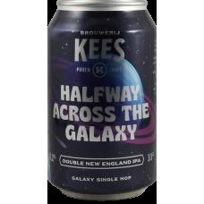 Halfway Across the Galaxy