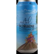 Coastal Sunshine (v14): Mangosteen, Peach, Strawberry