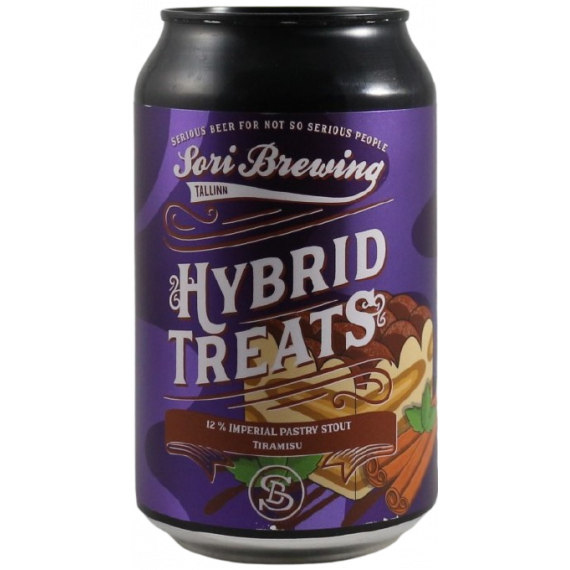 Hybrid Treats Vol.5: Tiramisu