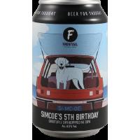 Simcoe's 5th Birthday
