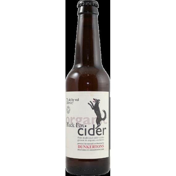 Black Fox Organic Cider