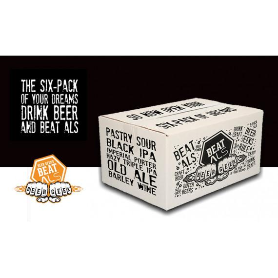 Beer Geeks beat ALS pakket