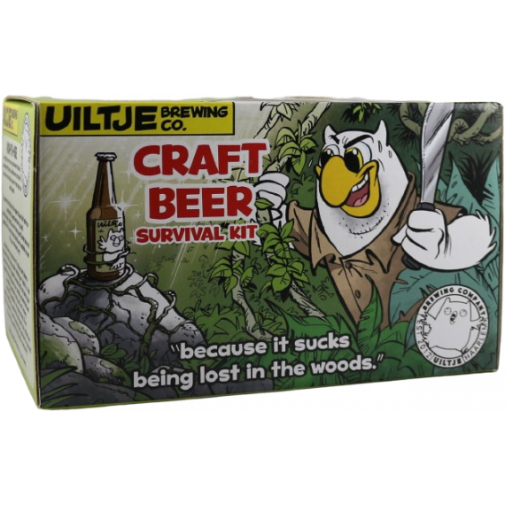 Uiltje Craftbeer Survival Kit