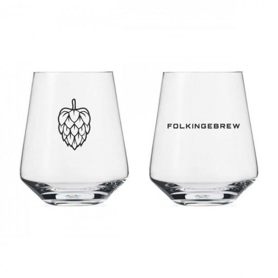 Folkingebrew Glas