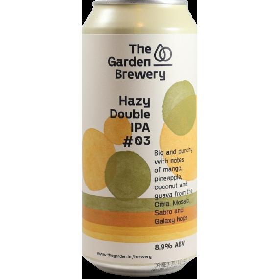 Hazy Double IPA #3