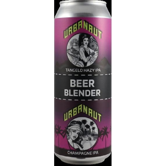 Beer Blender: Tangelo Hazy IPA / Champagne IPA