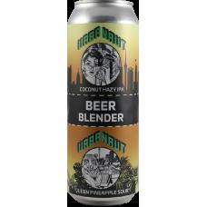 Beer Blender: Coconut Hazy IPA / Queen Pineapple Sour