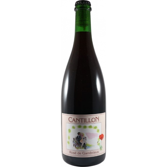 Rose de Gambrinus - 75 cl