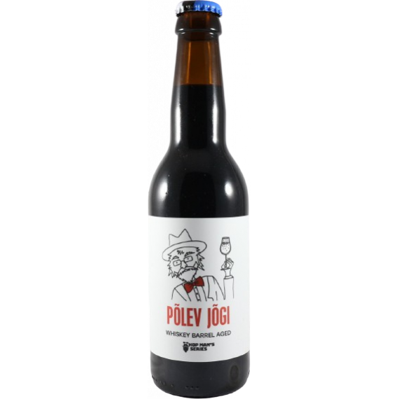 Polev Jogi Whiskey Barrel Aged