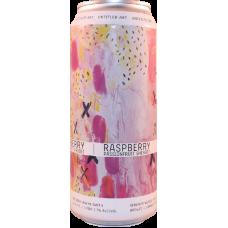 Raspberry Passionfruit Sherbet